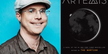 Andy Weir author