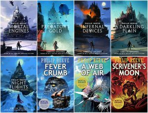 Books Philip Reeve